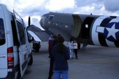Dacota DC-3 Flug Kinderheim 021