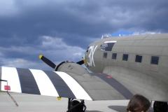 Dacota DC-3 Flug Kinderheim 050